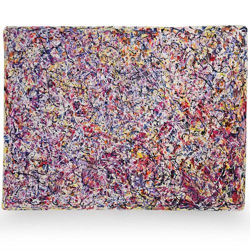 "Michael Rubin (American,1946)"" Day Pines"""