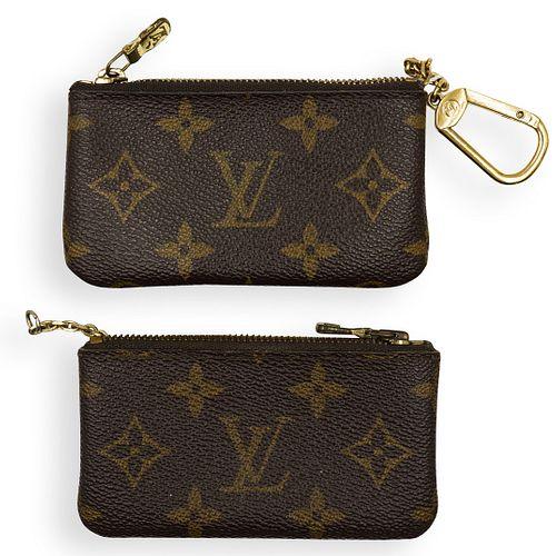 (2 Pc) Louis Vuitton Coin Purses