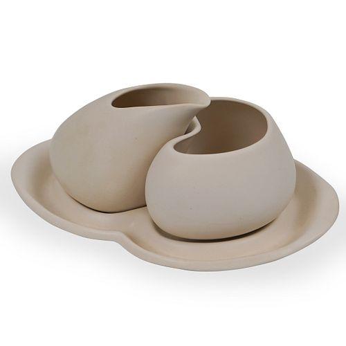 Peter Saenger Modern Studio Pottery