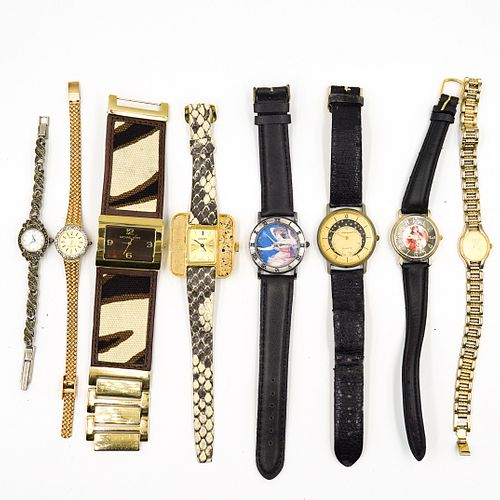 (8Pc) Grouping of Watches