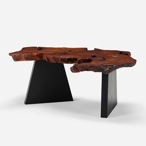 Jeffrey Greene, Live Edge coffee table