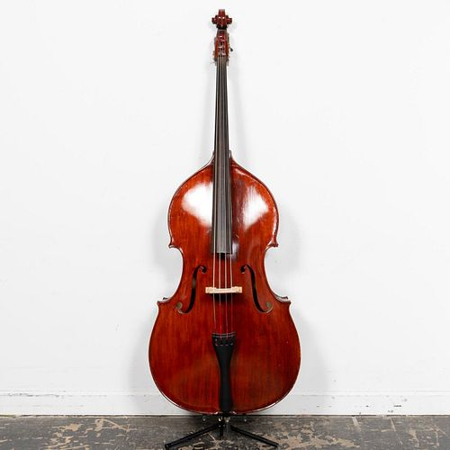 W.H. LEE & CO. SINFONIA 3/4 UPRIGHT BASS WITH CASE