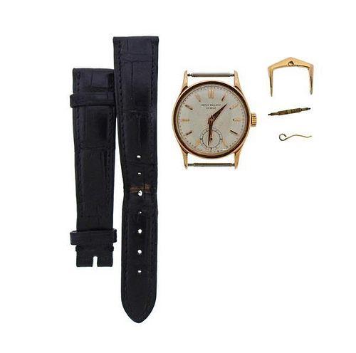 Patek Philippe Calatrava 18k Rose Gold Watch Ref. 96