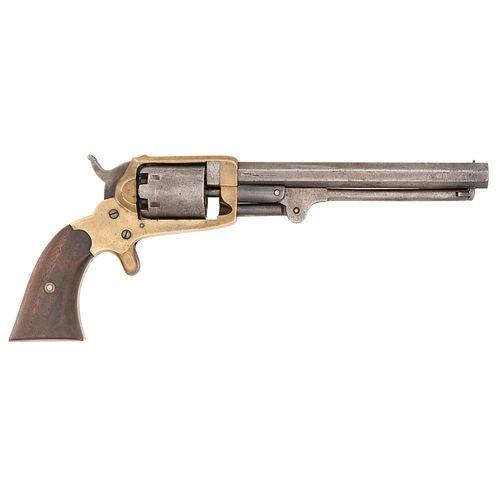 Third Model Cofer Percussion Revolver