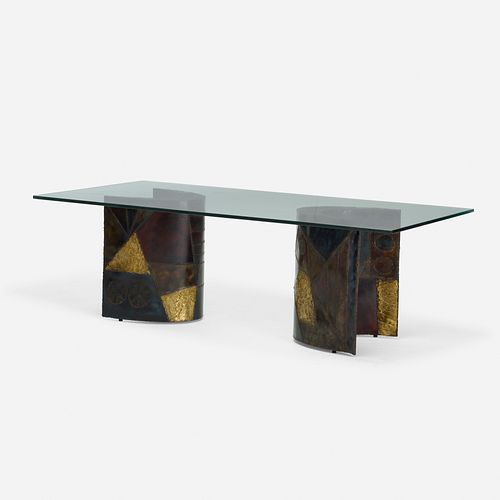 Paul Evans, dining table, model PE 24
