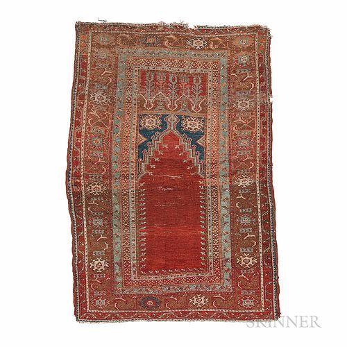 Ladik Prayer Rug