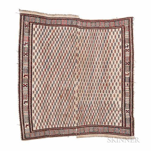 Shahsavan Verneh Embroidery
