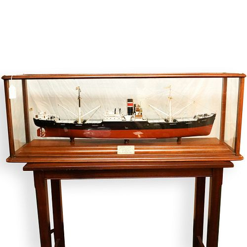 SS Ruckinge Shipbuilders Model