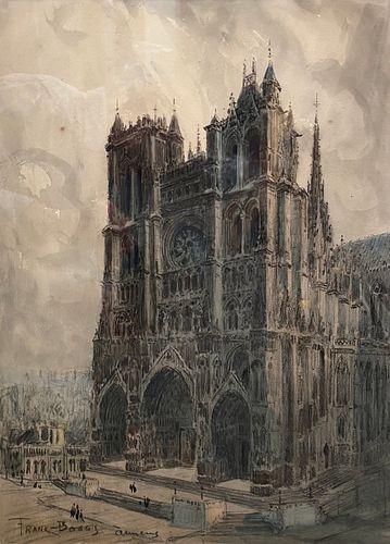 Frank Myers Boggs, La Cathedrale D'Amiens