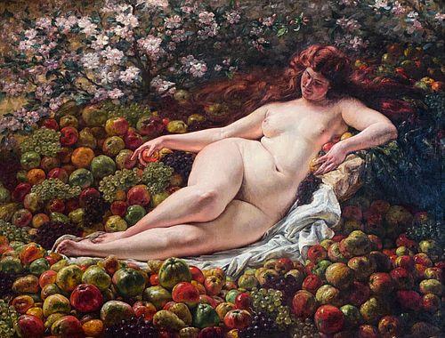 Auguste Leveque, Pomone
