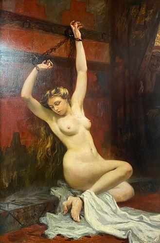 Alfred Plauzeau, La Femme Captive
