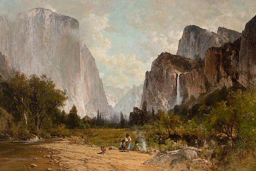 Thomas Hill | Yosemite Valley