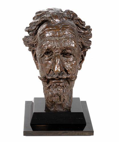 Jacob Epstein  (American/British 1880-1959) Robert Bontine Cunninghame Graham