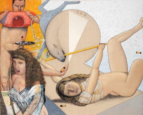 Pat Andrea (Dutch, b. 1942) Untitled, 1985
