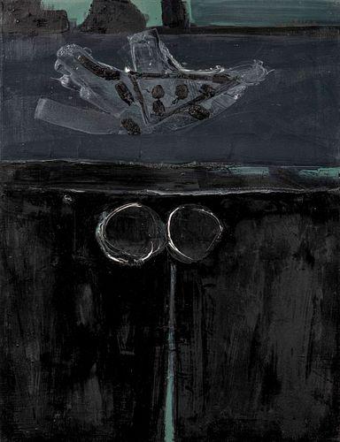 Emerson Woelffer (American, 1914-2003) Bird Hovering, 1956