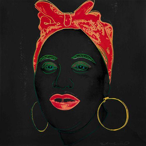 Andy Warhol (American, 1928-1987) Mammy (from the Myths portfolio), 1981