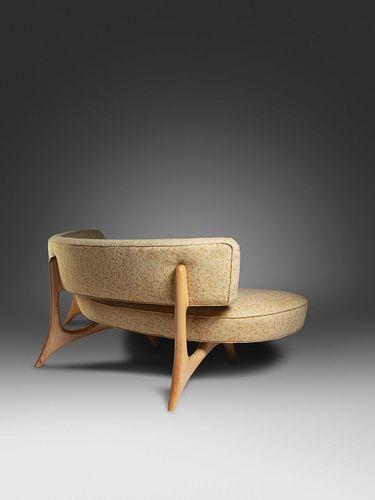 Vladimir Kagan (German-American, 1927-2016) Floating Back Sofa, Vladimir Kagan Designs Inc., USA