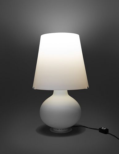Max Ingrand (French, 1908-1969) Large Table Lamp, Fontana Arte, Italy/France