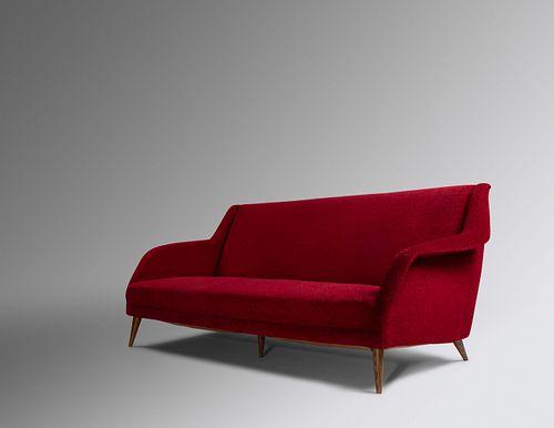 Carlo de Carli (Italian, 1910-1999) Sofa, Cassina, Italy, c. 1954