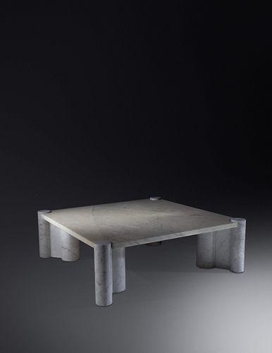 Gae Aulenti (Italian, 1927-2012) Jumbo Coffee Table, Knoll, USA/Italy