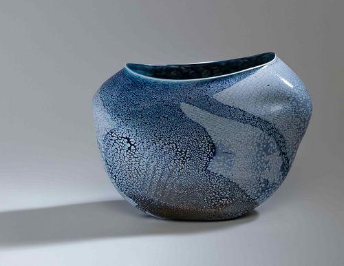 William Morris (American, b. 1957) Vessel