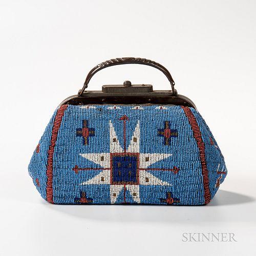 Lakota Beaded Doctor's Bag