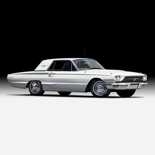 Ford Motor Company, George Nakashima's Thunderbird