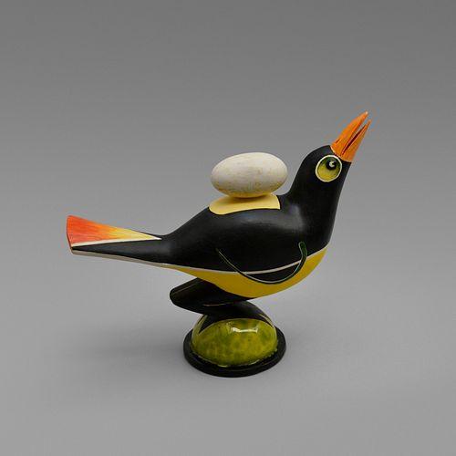 Patti Warashina, Birdbox '18-D