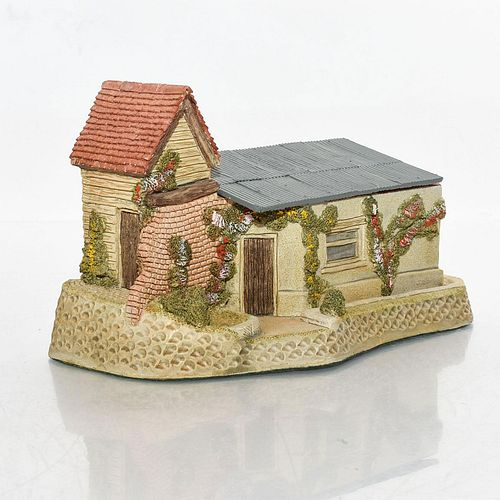 DAVID WINTER COTTAGE SCULPTURE, THE COAL SHED
