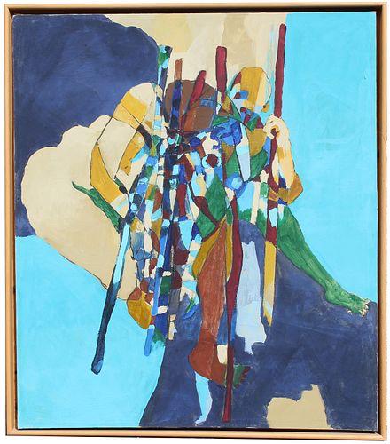 Karl-Peter Muller (German, 1935-2000)