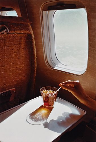 WILLIAM EGGLESTON (* 1939) 'En Route to New Orleans', 1971-74