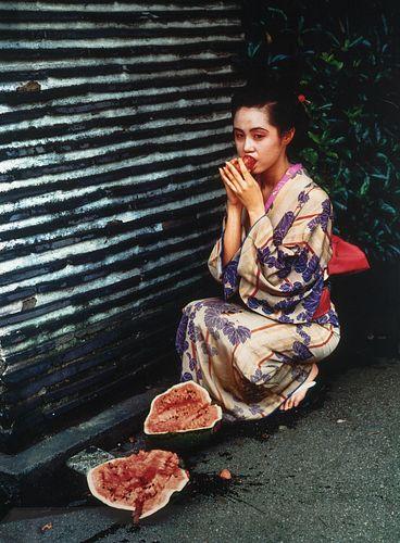 NOBUYOSHI ARAKI (* 1940) Untitled (from 'Colourscapes'), 1991