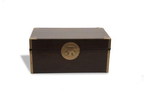 Chinese Zitan Box, 18th Century