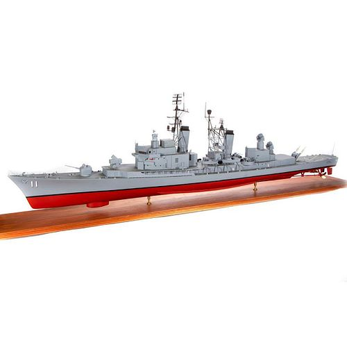 USS Mahan DLG-11