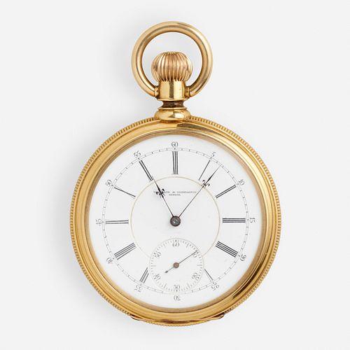 Vacheron & Constantin, Gold pocket watch
