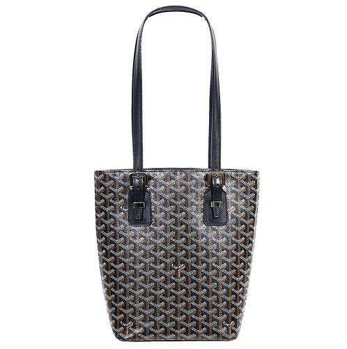 Goyard Marie-Galante PM Tall Tote Shoulder Bag