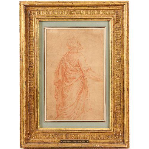 Florentine School, 17th c. Old Master drawing