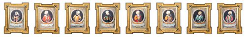 John Young (British, 1755-1825) Portraits of the Emperors of Turkey from the Foundation of the Monarchy to the Year 1808