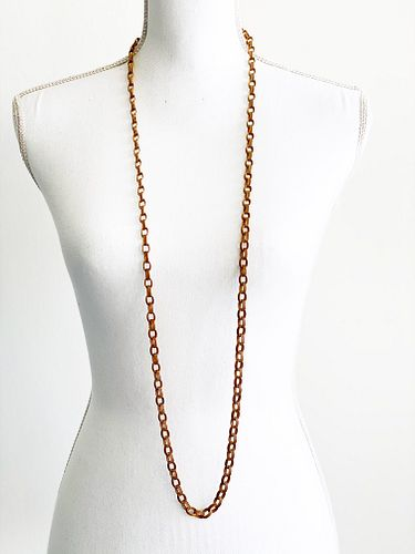BULGARI 1970' 18k Gold Chain