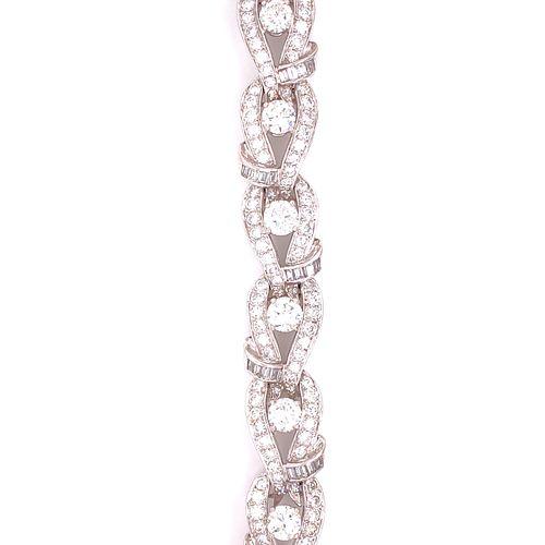 18k Gold Diamonds Bracelet