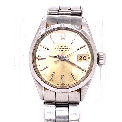 Rolex Ladies 6519