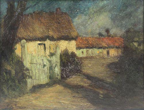 FRITS THAULOW (NORWEGIAN, 1847-1906).