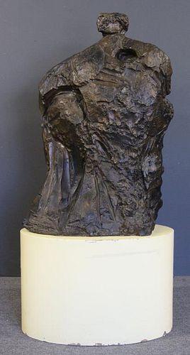 "Reuben Natkian (American 1897 - 1986) ""Herodias"""