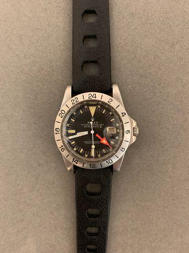 Rolex Oyster Perpetual Date Explorer II Wristwatch