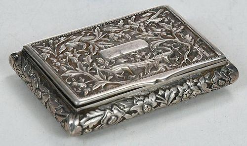 Asian Silver Case