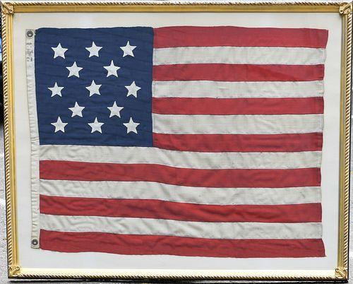 Centennial Naval Flag 13 Stars