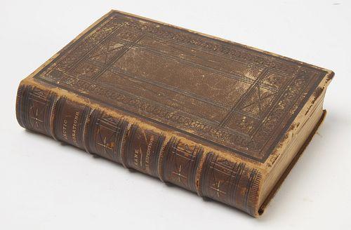 Rare Book-Arctic Explorations - Kane 1857