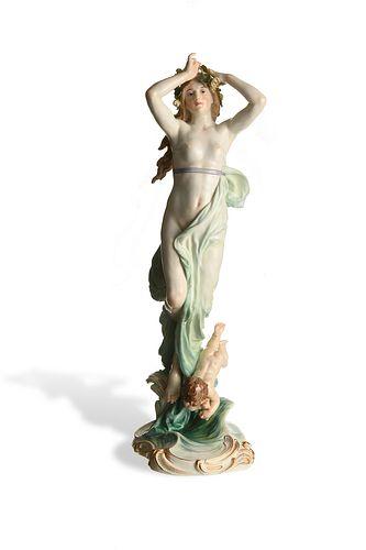 Meissen, Birth of Venus, R124