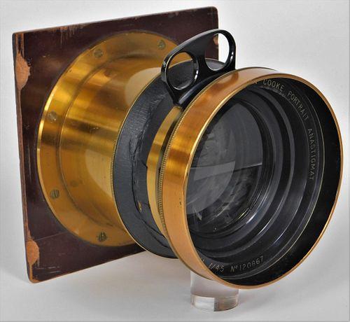 "Taylor Hobson Portrait Series II 15"" f/4.5 lens"