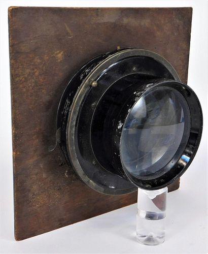 """Wollensak Varium 14"""" f/3.5 Lens"""